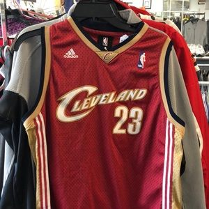 Lebron James Youth XL Jersey Adidas